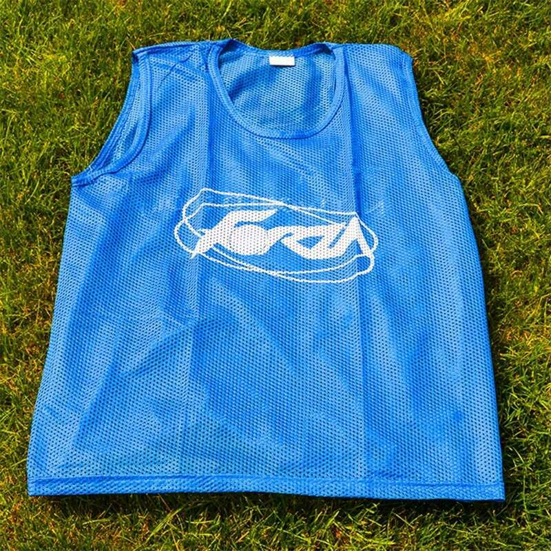Blue FORZA Bibs For Training Sessions