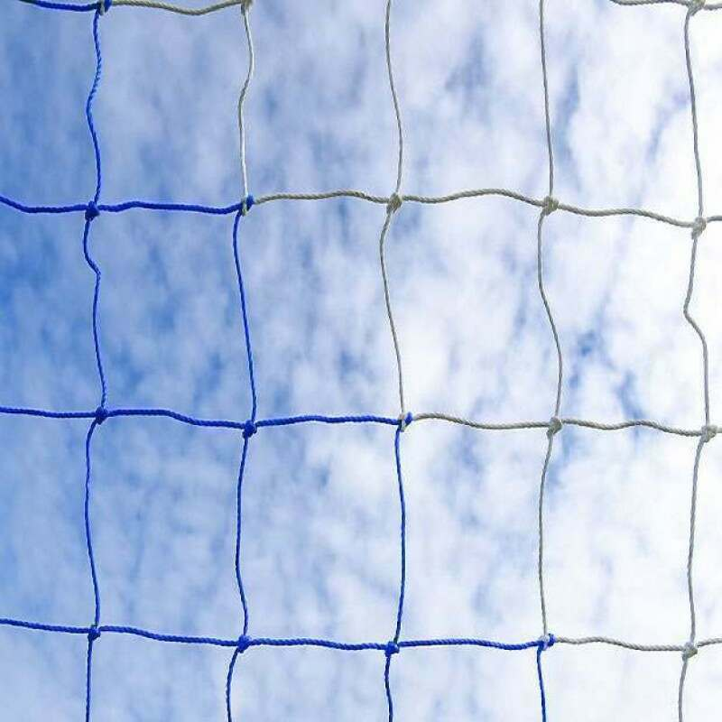 Blue & White MLS Soccer Nets