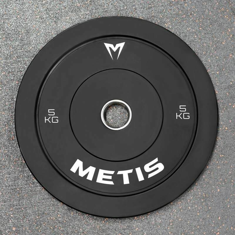 METIS Bumper Plates [5kg – 25kg] | Net World Sports
