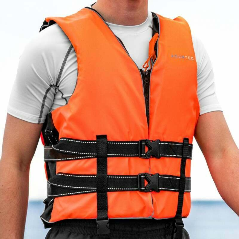 AquaTec Crew Buoyancy Aid [50N] | Net World Sports