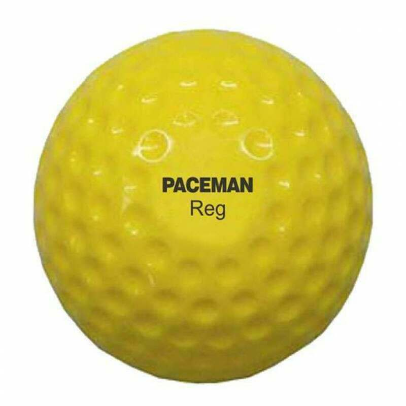 Paceman Regular Hard Machine Balls – 12 Pack | [Net World Sports]
