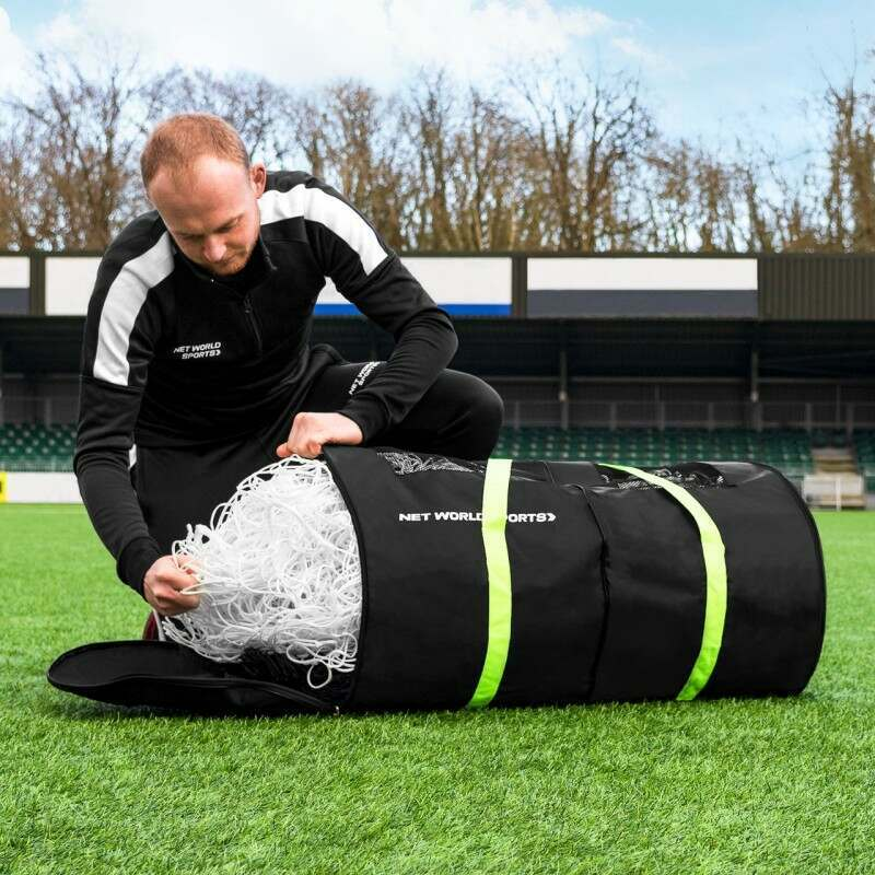 FORZA Football Goal Nets Carry Bag   FORZA Soccer Goal Nets Carry Bag   Net World Sports