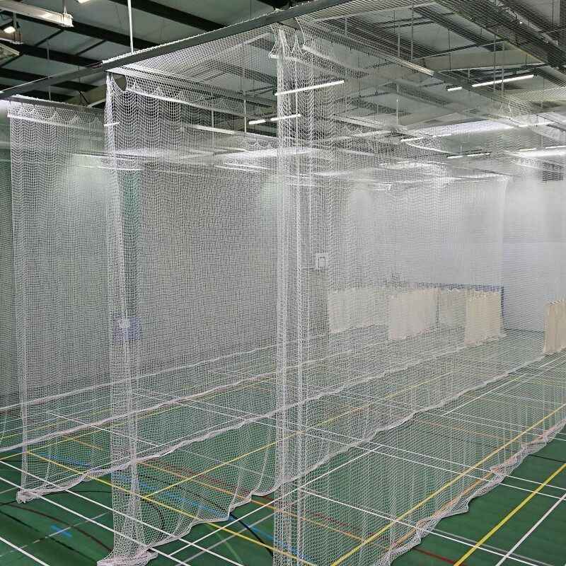 School Cricket Bowling Nets