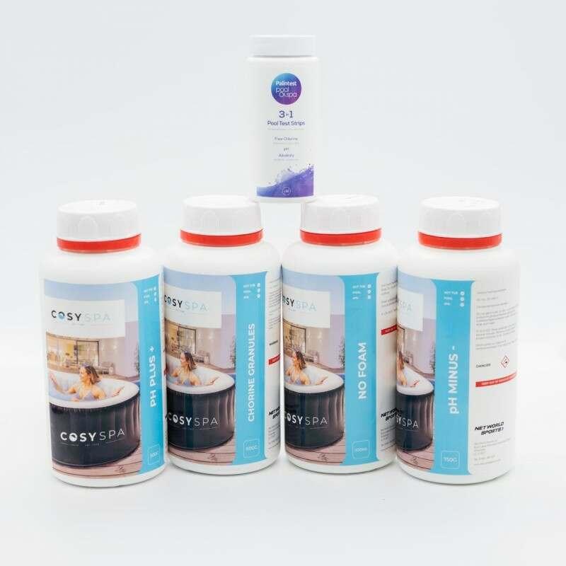 CosySpa Hot Tub Chemical Starter Kit   Net World Sports