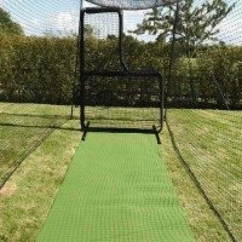 Cage And Baseball Matting