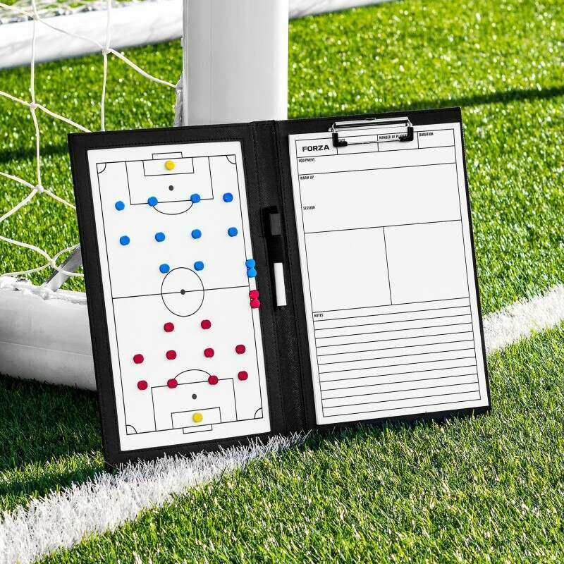 Handheld Soccer Coaching Folder