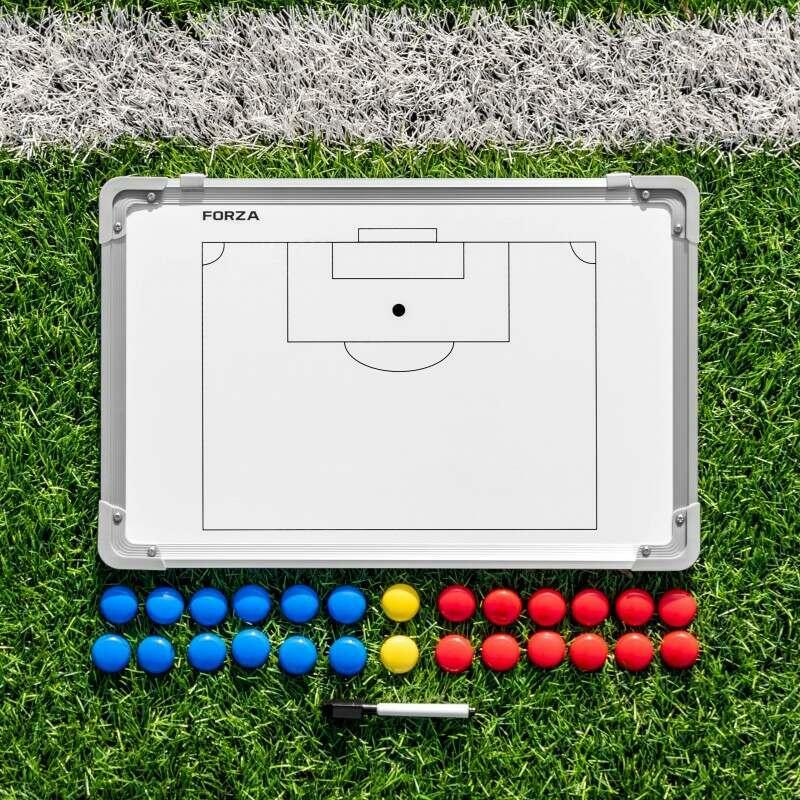 Double-Sided Soccer Coaching Board