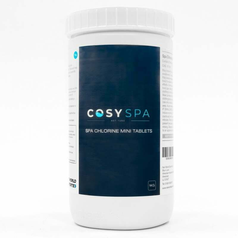 CosySpa Chlorine Tablets [1kg Pack] | Net World Sports