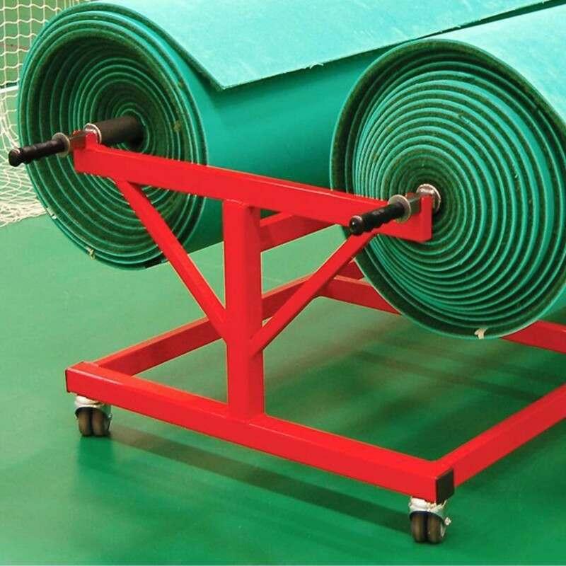Cricket Mat Trolley (2 Mat) (Matting Set)