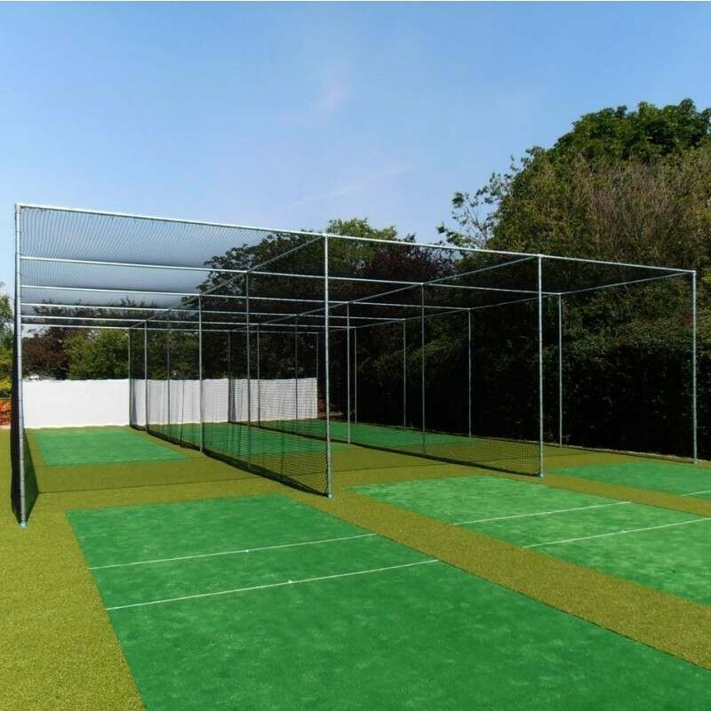 Professional Cricket Practice Nets | Multi-Bay Cricket Nets | Net World Sports