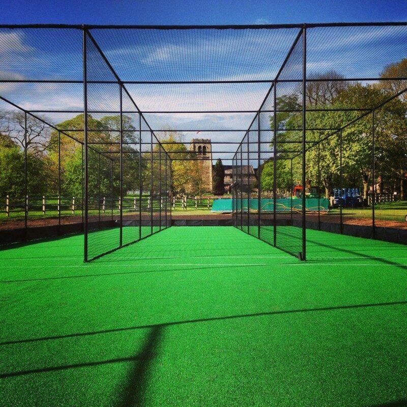 Professional Cricket Practice Nets | Multi-Bay Cricket Nets | Net World Cricket