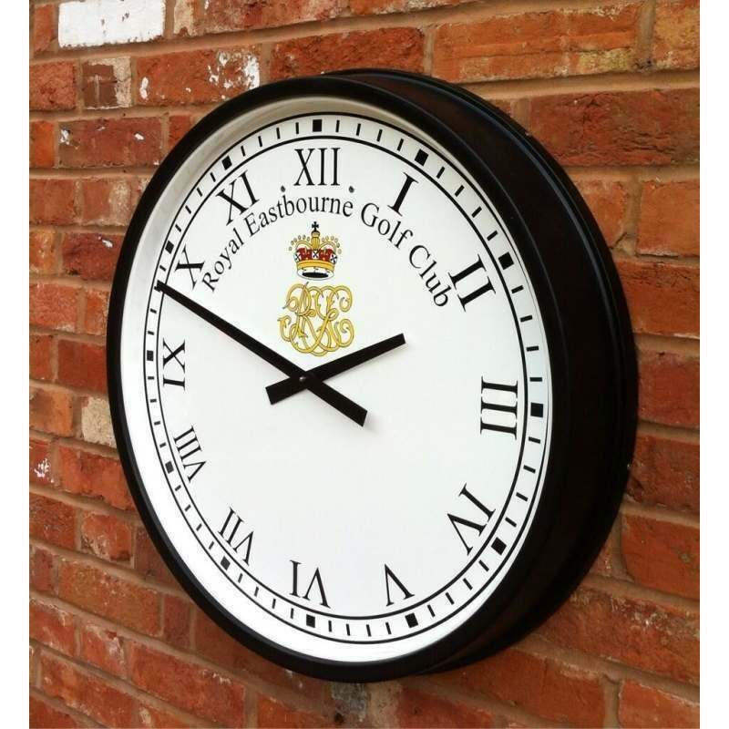 Clock For Cricket Clubs And Pavilions Custom Design