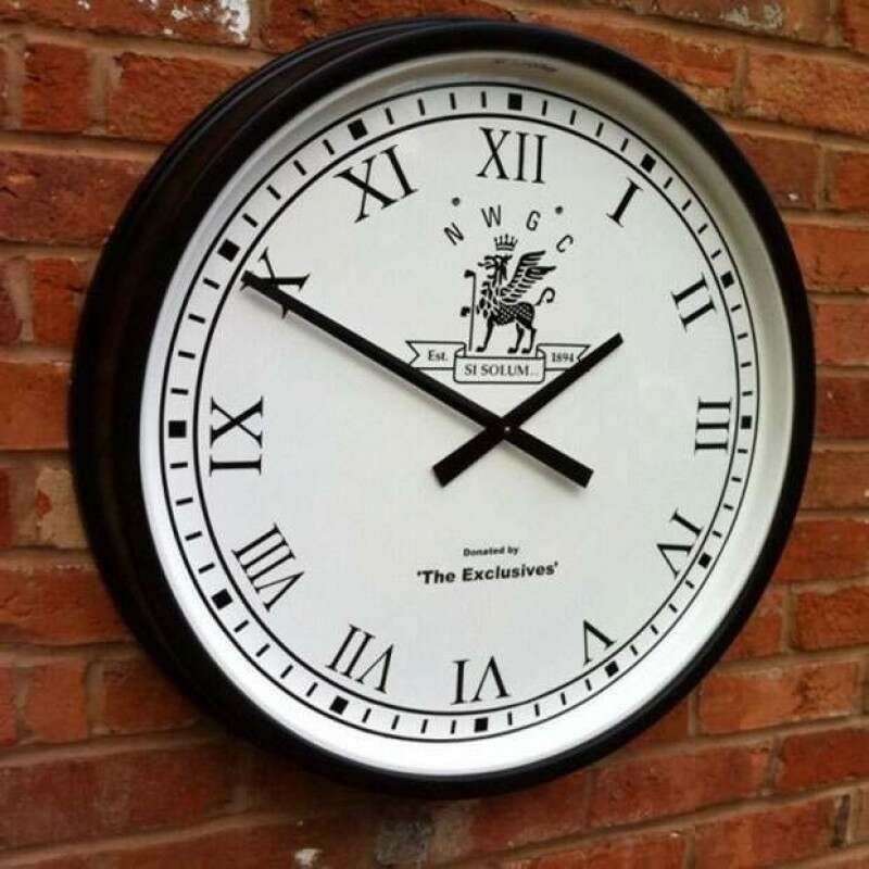 Custom Cricket Pavilion Clock | Net World Sports