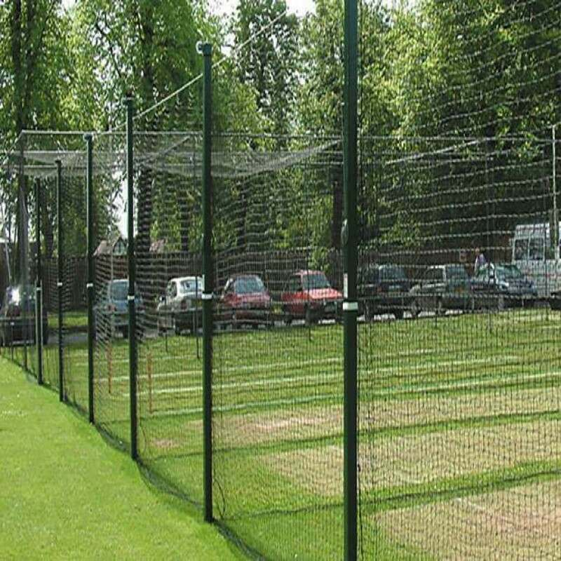 Multi-Bay Cricket Cage With Winch System   Cricket Cage   Cricket   Net World Sports