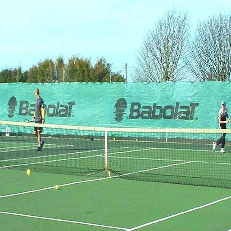 Custom Tennis Privacy Screens