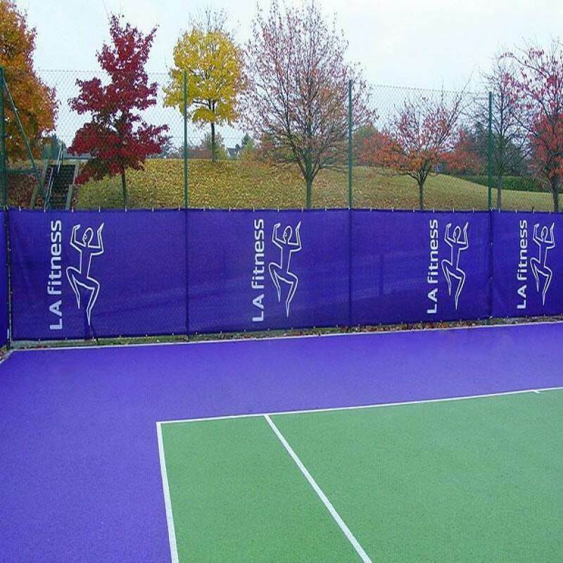 Custom Tennis Windbreaks