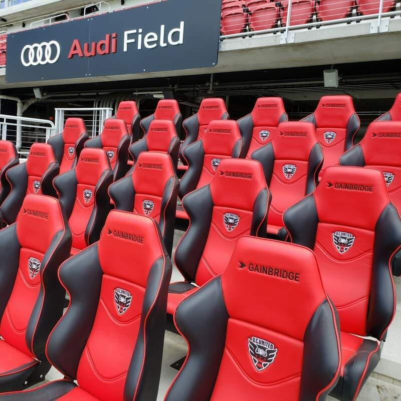 DC United Seats