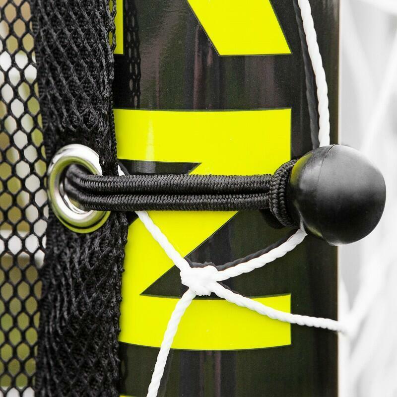 Elastic Bungee Tennis Goal Net Ties - 40 Pack