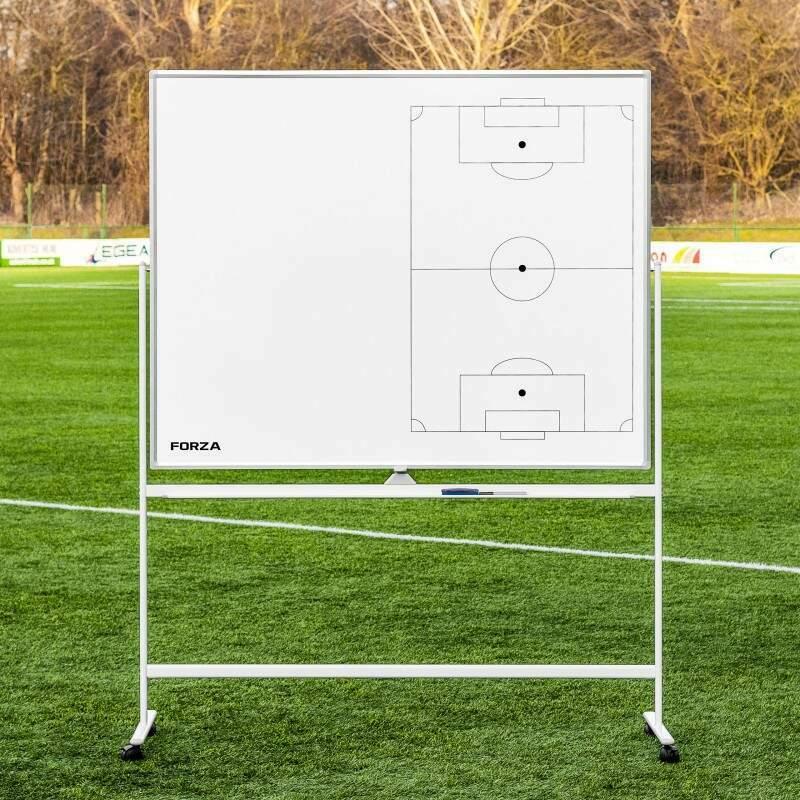 Large Wheeled Soccer Tactics Whiteboards