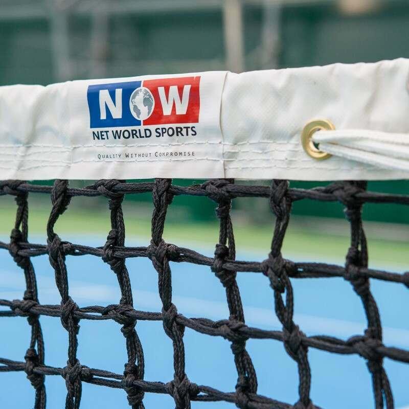 Professional Quad-Stitched Tennis Net Headband | Net World Sports