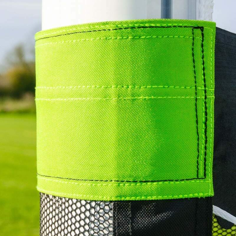 Easy To Attach Soccer Goal Target Sheets