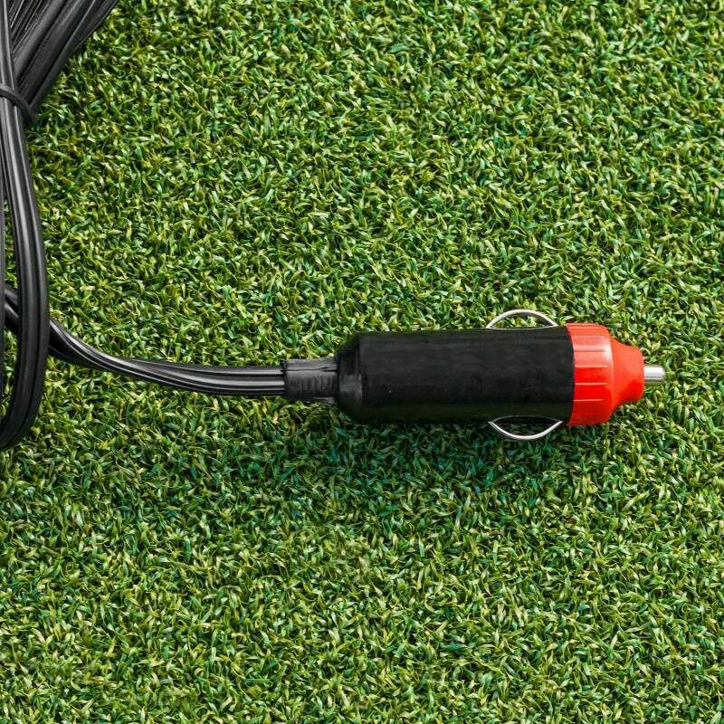 Electric Soccer Ball Pump [12v] | Easy Inflate