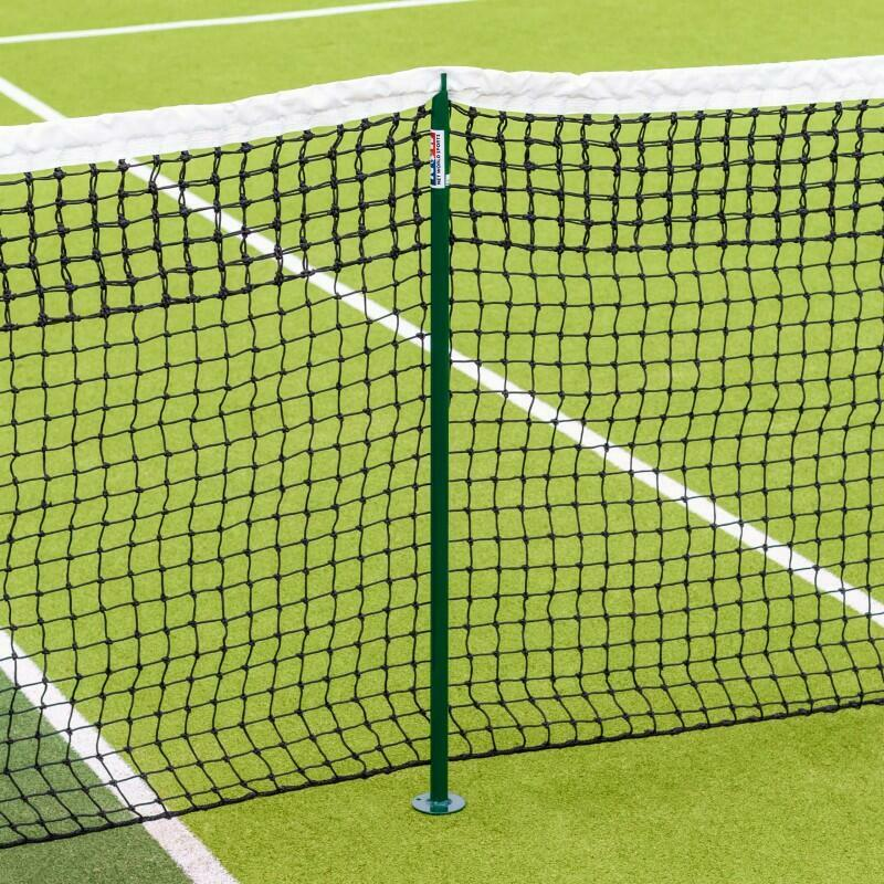 ITF Regulation Aluminium Tennis Net Singles Sticks | Net World Sports