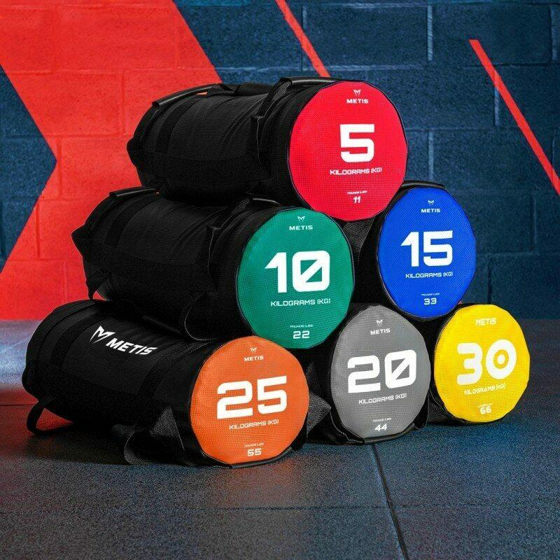METIS Power Weight Bags [5-30kg] | Net World Sports