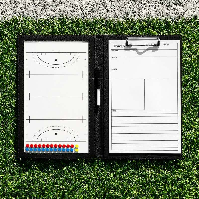 Handheld Field Hockey Coaching Folder