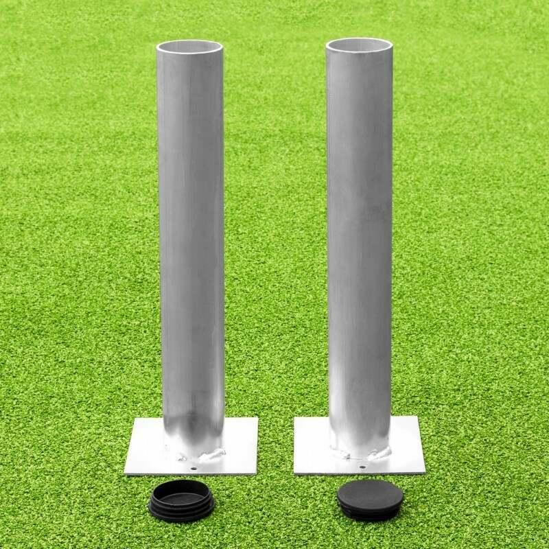 Ground Sockets For Football Goals | Net World Sports