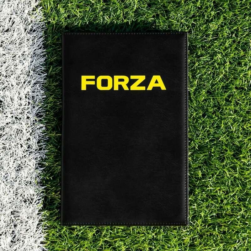 Coaching Folder For Futsal