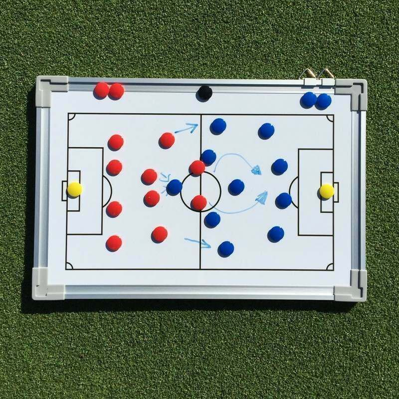 Top Of The Range Football Tactics And Coaching Board