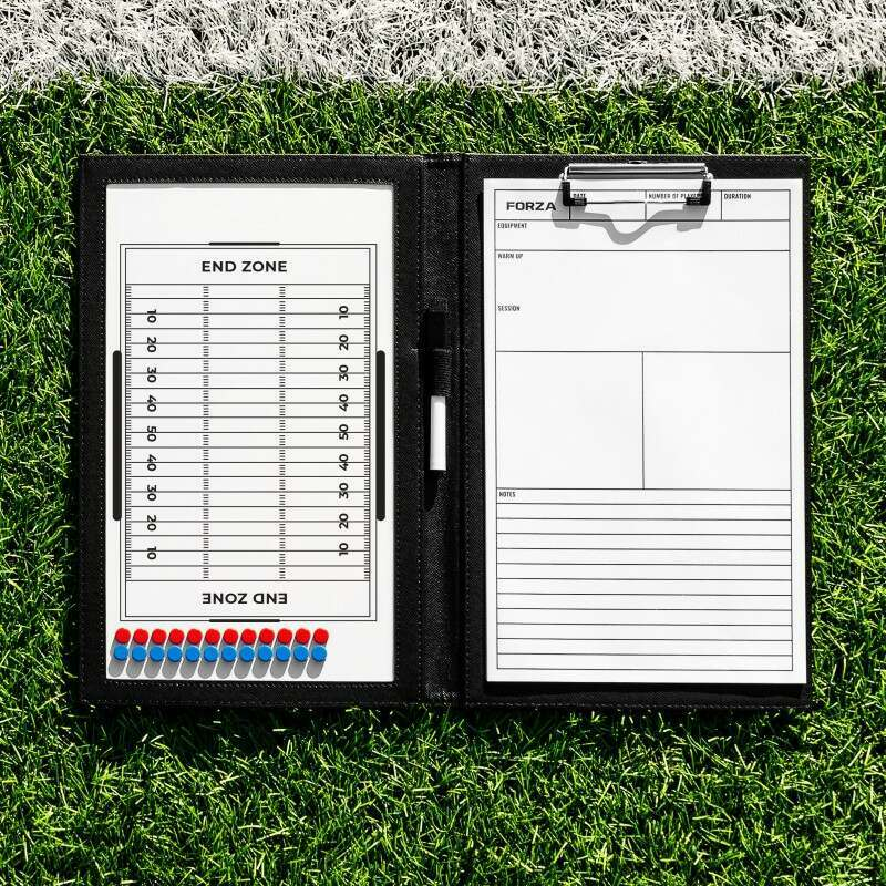 Handheld Football Coaching Folder
