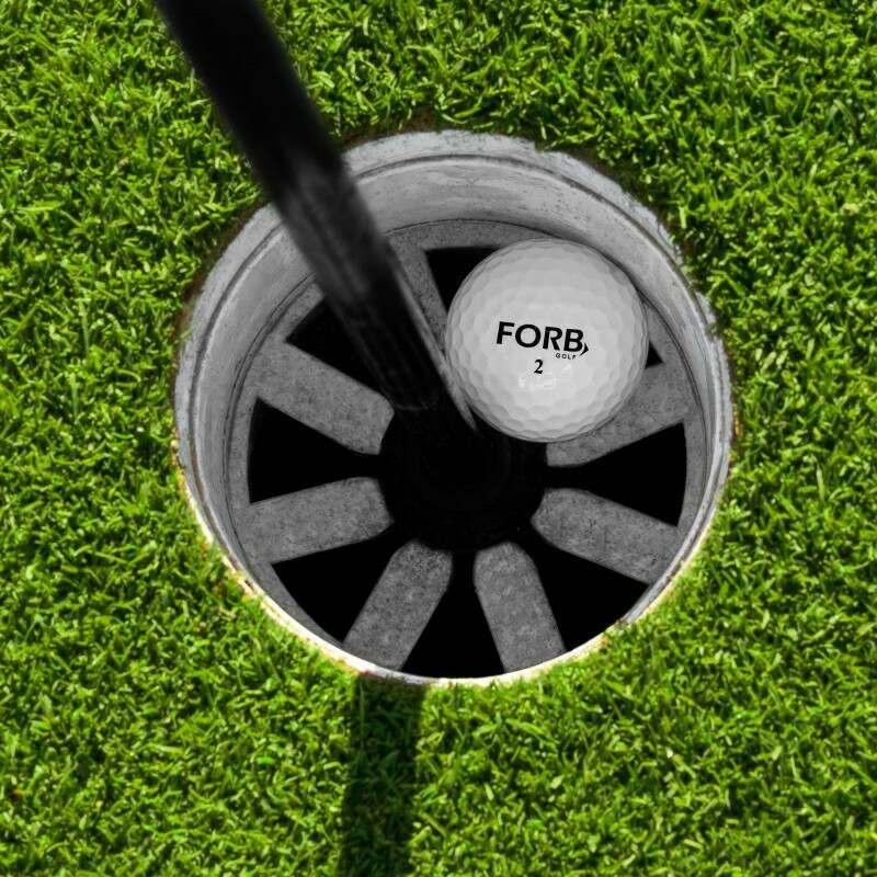 Professional Golf Balls With SCU Technology | Net World Sports