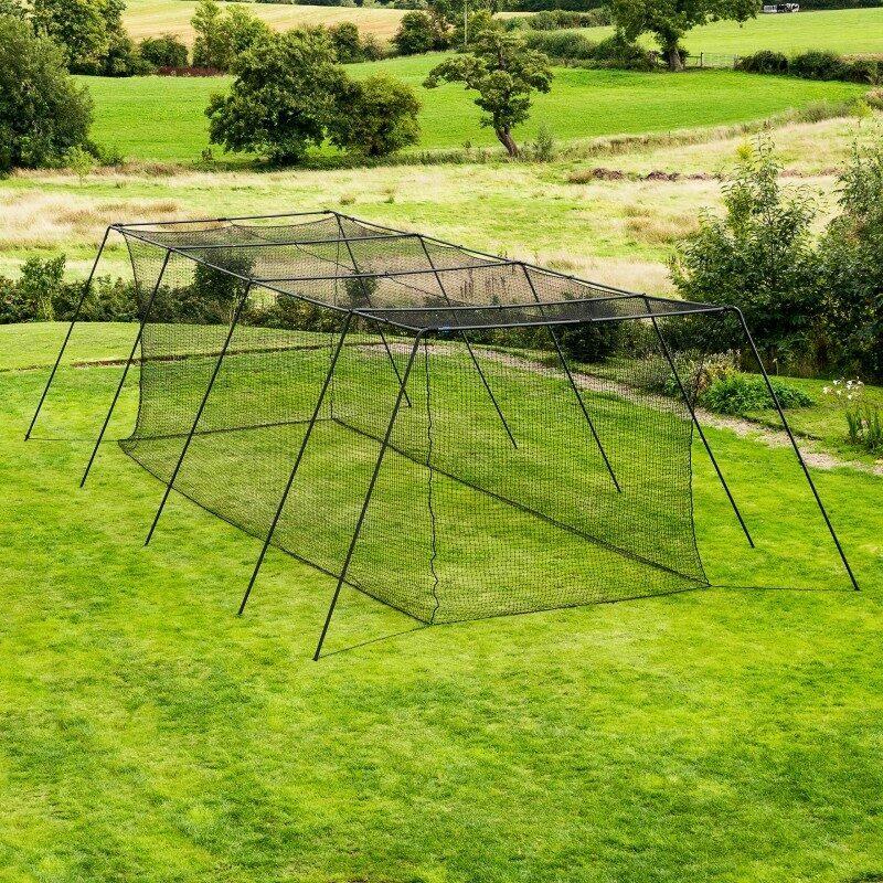 100% Weatherproof Cricket Cage & Net   Net World Sports