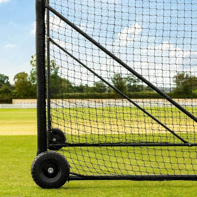Heavy Duty Wheeled Baseball Batting Net