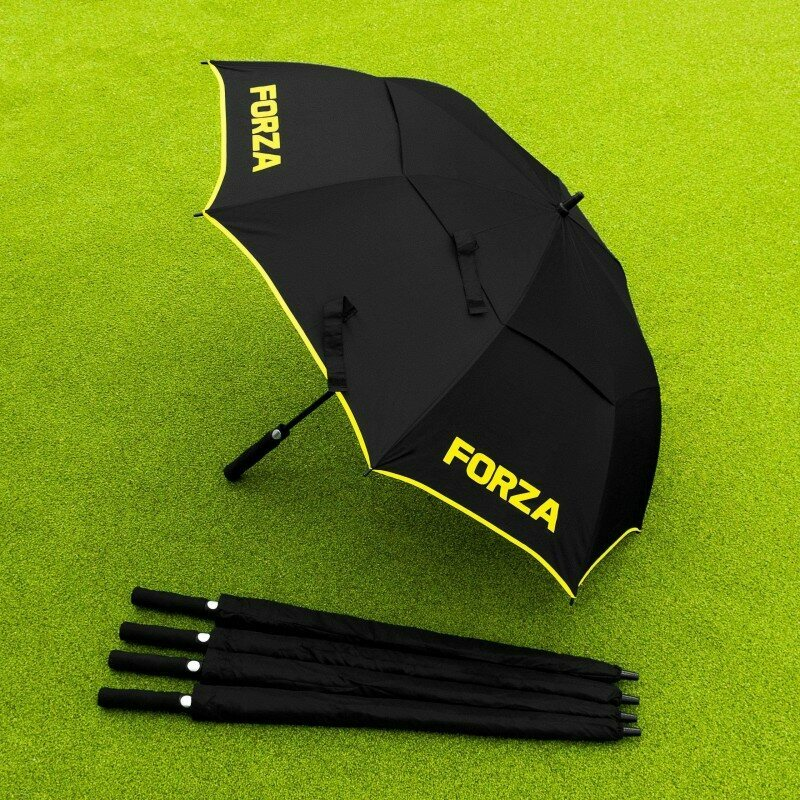 Pack Of 5 FORZA Football Umbrellas