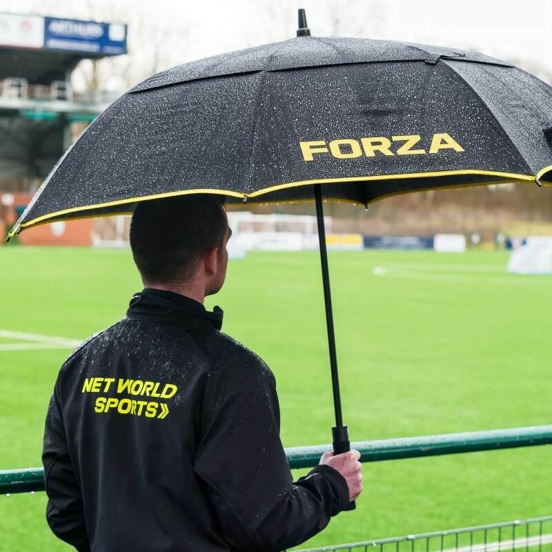 Wind Resistant Soccer Umbrella