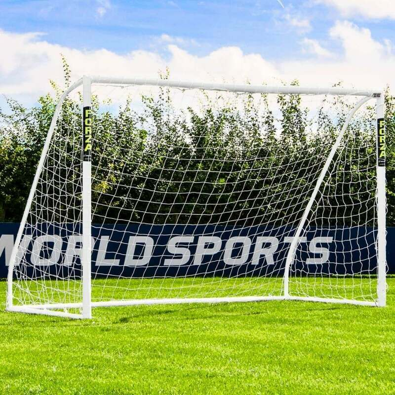 3m x 2m FORZA Match Futsal Goal Post | Net World Sports AUS