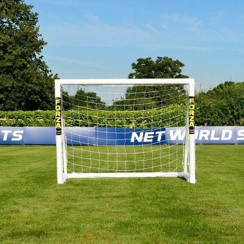 5 x 4 FORZA Match Football Goal Post | Net World Sports