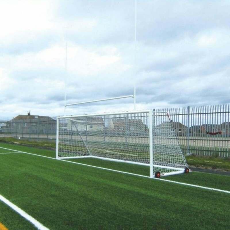 Freestanding Football & Rugby Combination Goals | Net World Sports