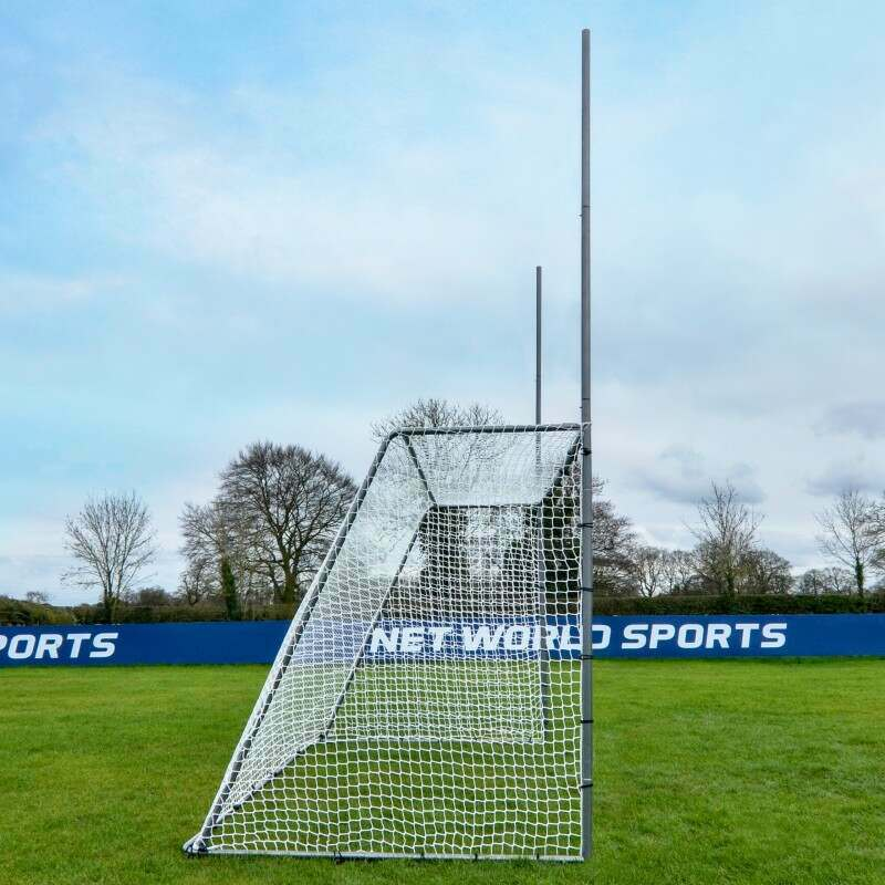 Ultra Heavy Duty Gaelic Football Goal For Juniors | Net World Sports