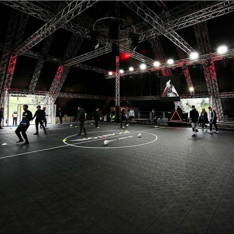 Futsal Modular Floor Tiles System 2
