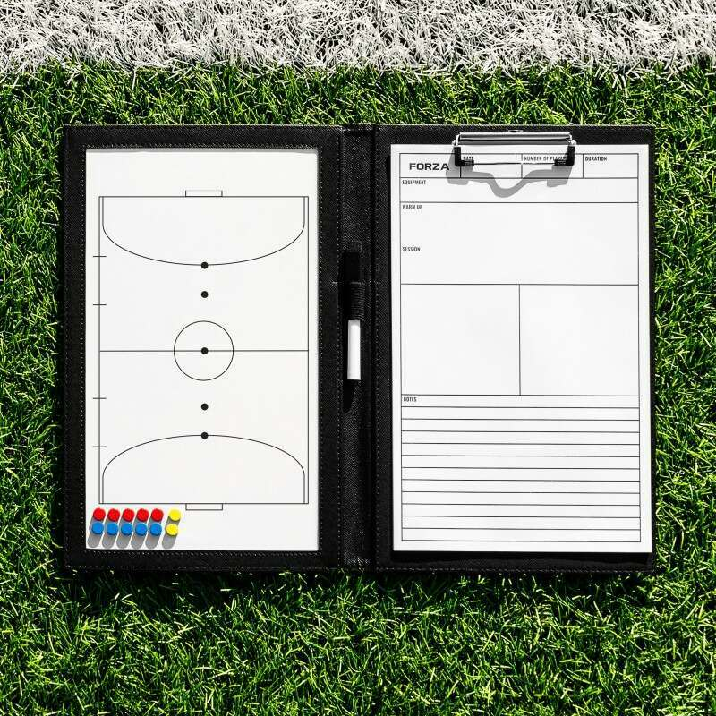 Handheld Futsal Coaching Folder