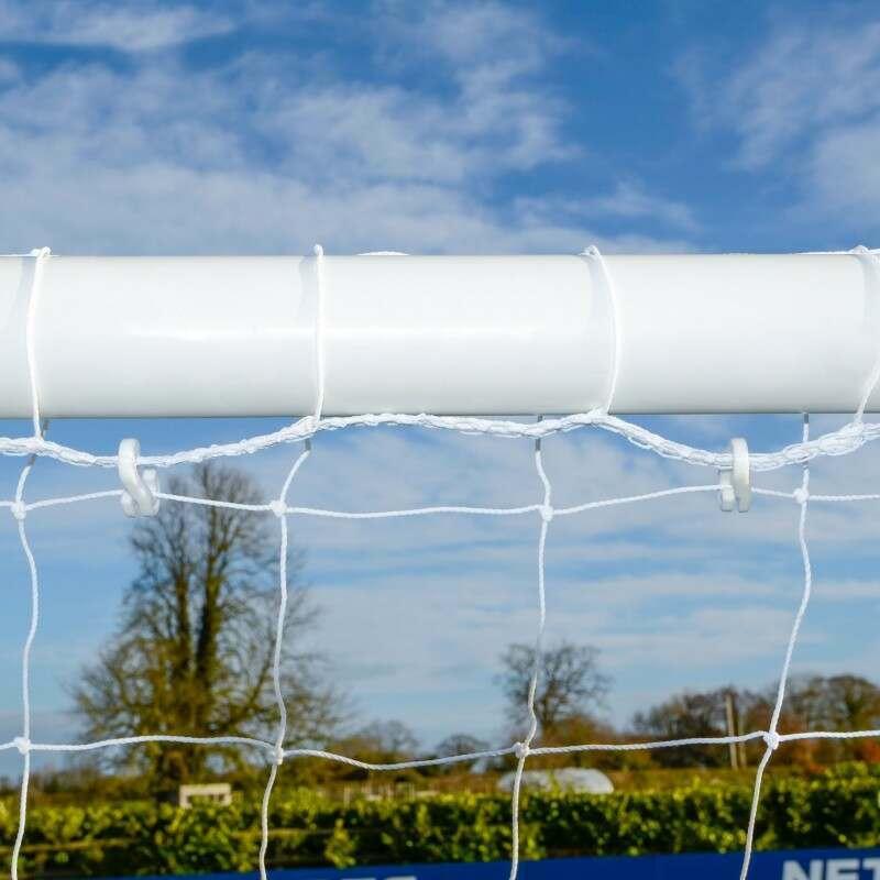 100% Weatherproof GAA Gaelic Football & Hurling Goals   Net World Sports