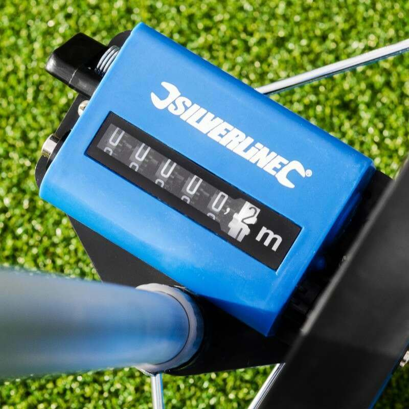 Metric Measuring Wheel For Sports Pitches | FORZA