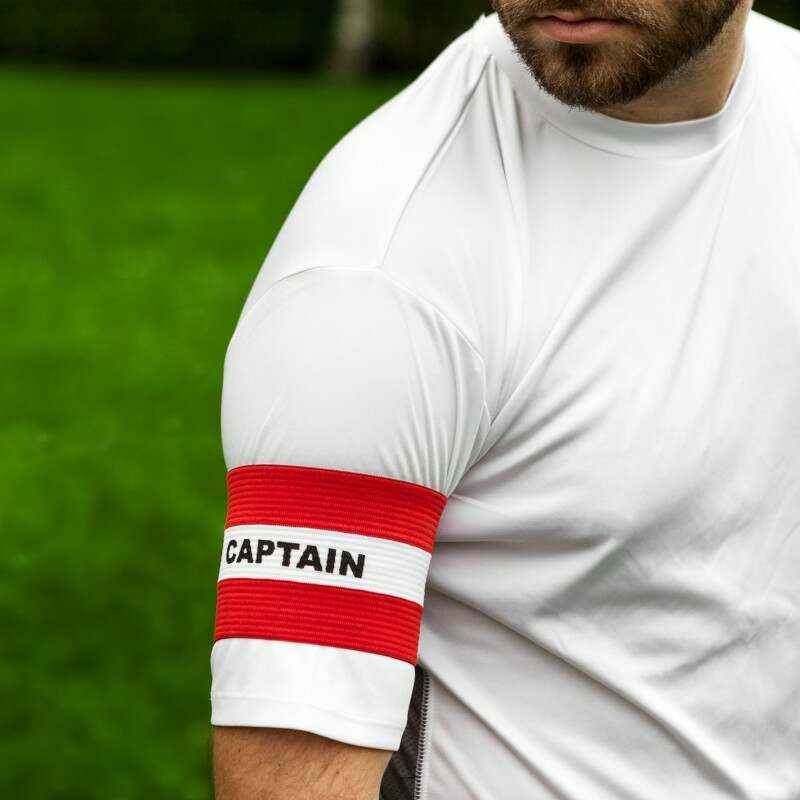 Red Captains Armbands for Men