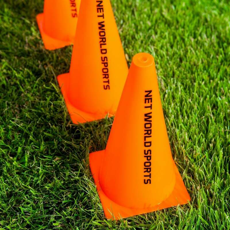Packs of 10 or 100 Sports Cones