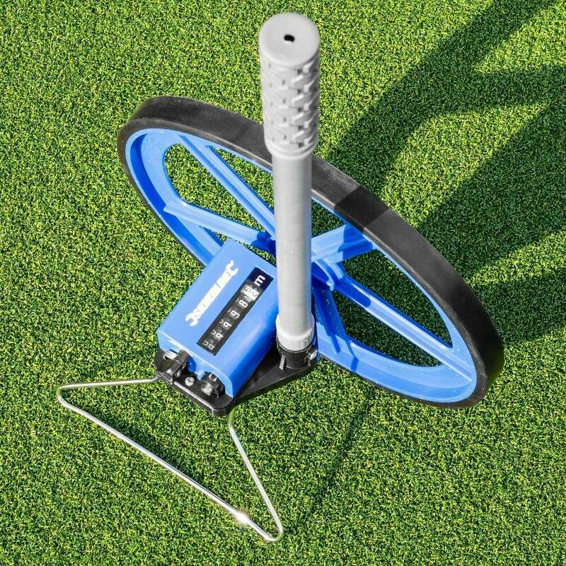 Measure Out Your Sports Pitches With This Metric Measuring Wheel