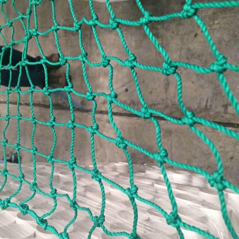 Weatherproof Warehouse Rack Netting